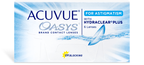 Acuvue Oasys for Astigmatism 6 pack