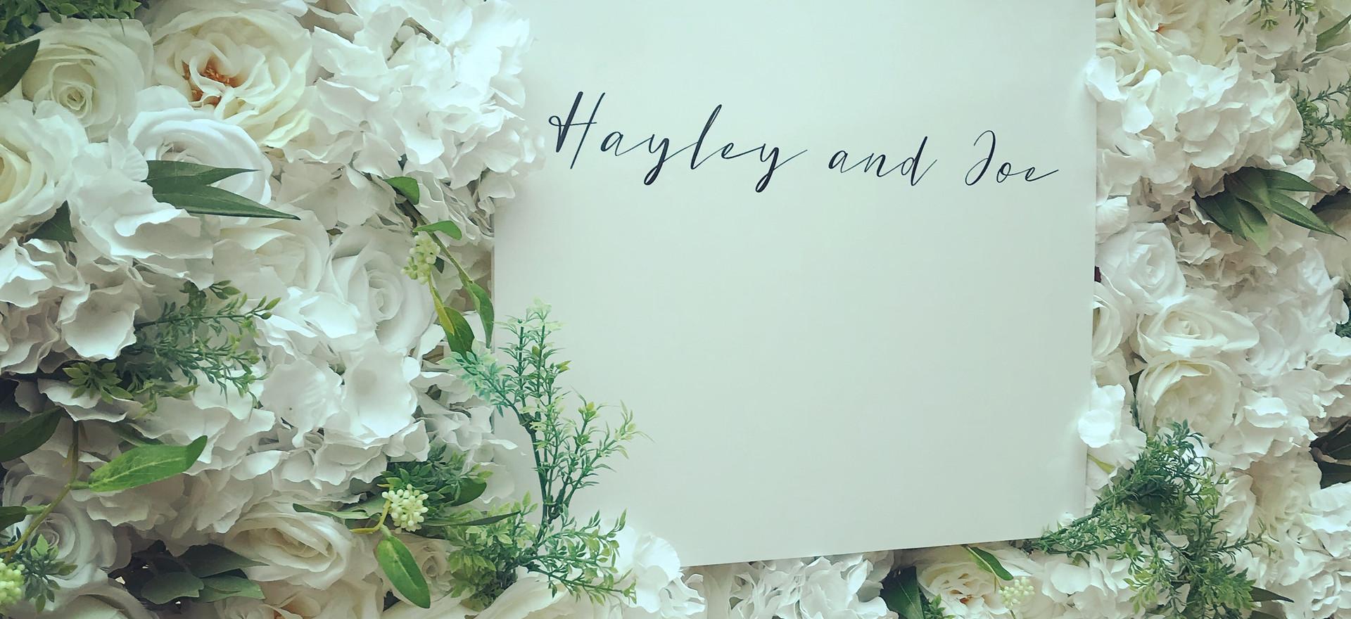 Ivory & Foliage