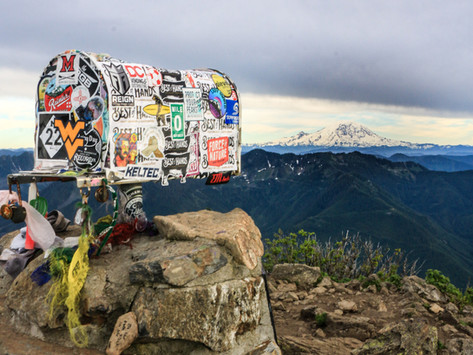 What To Expect Hiking Mailbox Peak On The Old Trail
