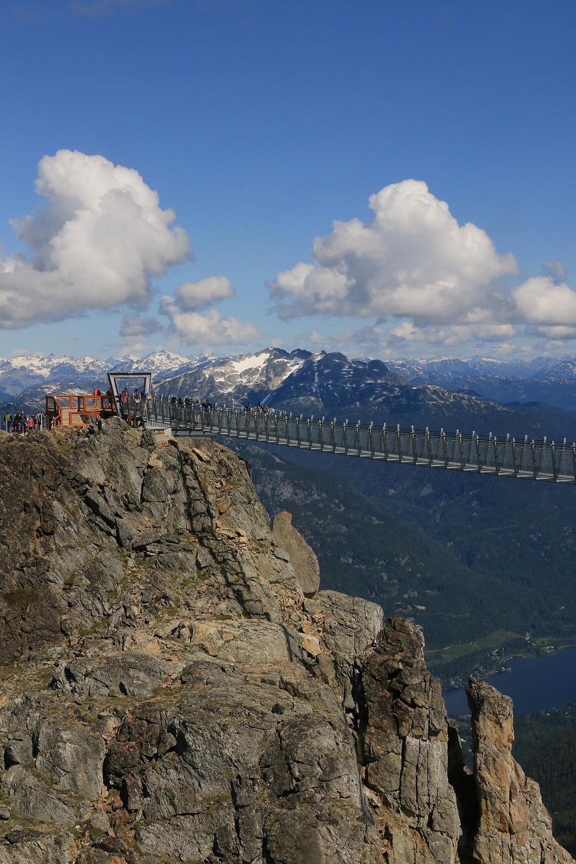 CloudRaker Skybridge in Whistler Canada