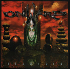 ONWARD REAWAKEN album cover