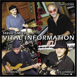 Steve Smith & Vital Information
