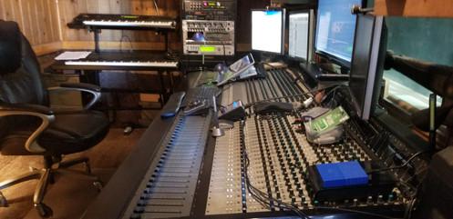 AUDIO ARTS STUDIO A