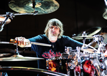 RAY LUZIER with KORN