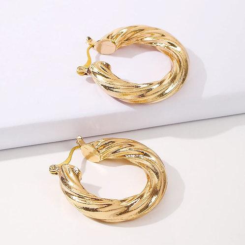 Consuelo Hoop Earrings