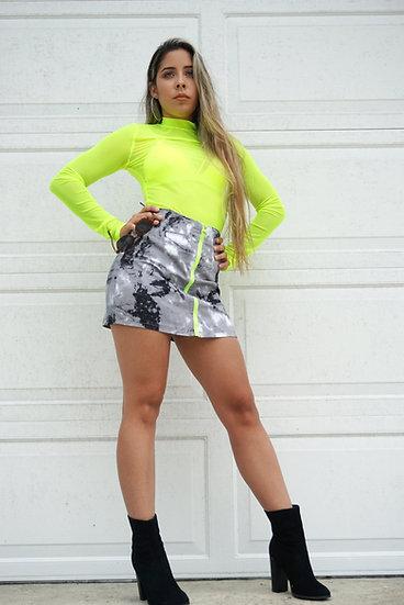 Black Dyes Skirt
