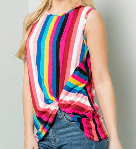 Multi Knotted Stripes