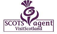Scots Agent Badge