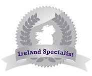 Ireland Specialist Badge