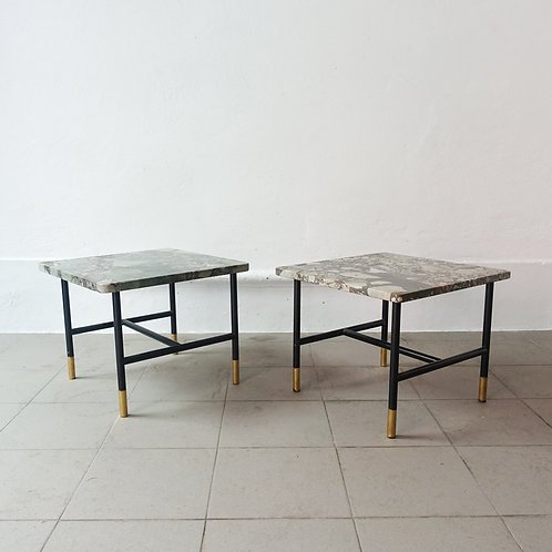 Pair of Altamira Side Tables, 1950's