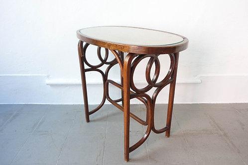 Thonet Bistro Table, 1940's