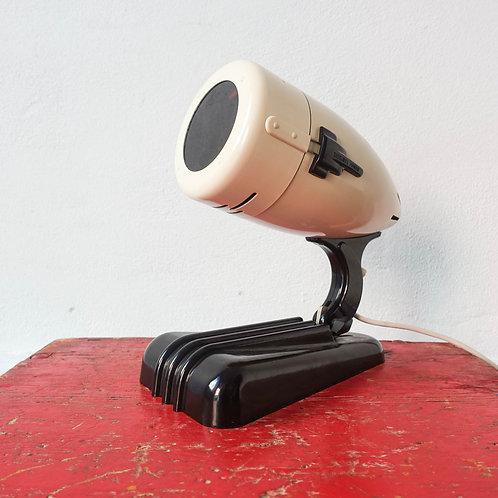 Original Sollux lamp by Hanau