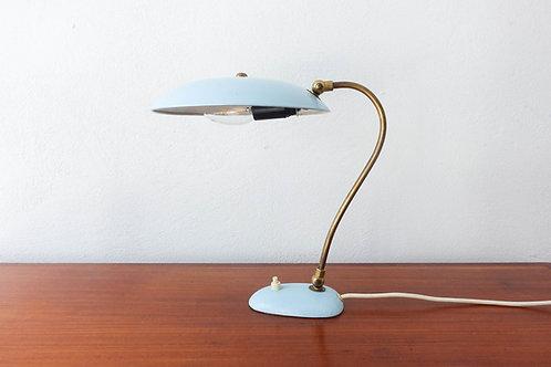 50's Stilnovo Brass Table Lamp