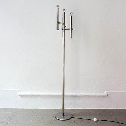 Gaetano Sciolari Floor lamp, 1970's