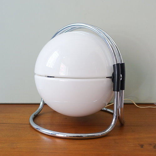 André Ricard Table Lamp for Metalarte, 1970's