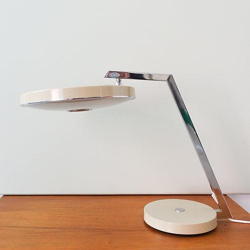 Vintage Table Lamp from Luis Perez de la Oliva for Gei, 1970s