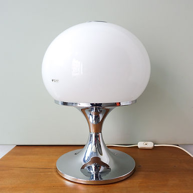 Mushroom Table Lamp by Luigi Massoni for Harvey Guzzini