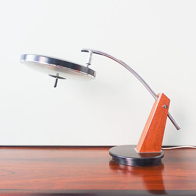 Vintage Table Lamp from Lupela, 1960s
