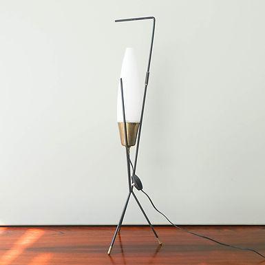 Ghilardi & Barzaghi Table / Floor Lamp, 1950's