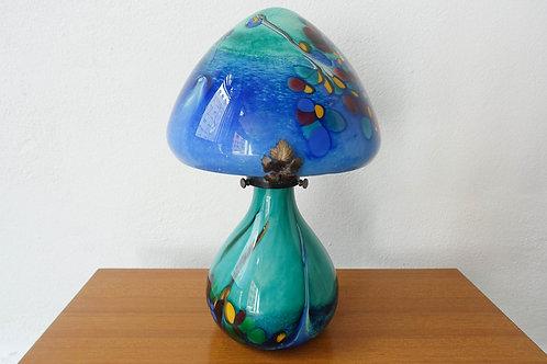 Art Nouveau Style Mushroom Table Lamp