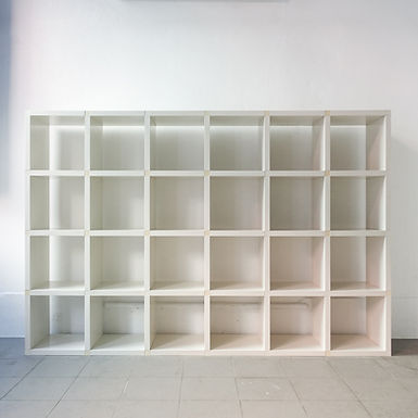 Large Library by Giulio Polvara for Kartell, 1970's