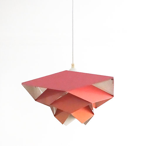 Symfoni Pendant Lamp by Preben Dal for HF Belysning A/S, Elektro 1960s