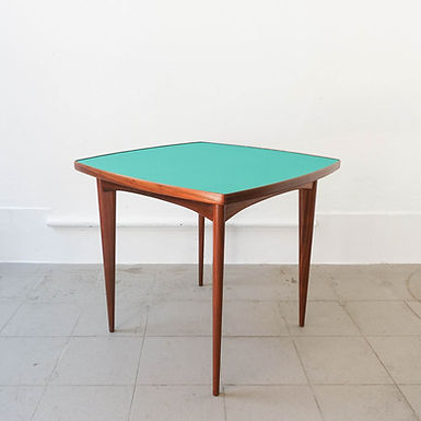 Dining and Game Table, Model Brasil, from José Espinho for Móveis Olaio, 1967