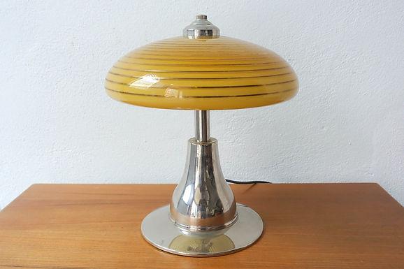Arte Deco Table Lamp, 1930's