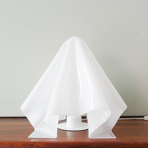 OBA-Q Table Lamp by Shiro Kuramata for Ishumaru Co. Ltd., 1972