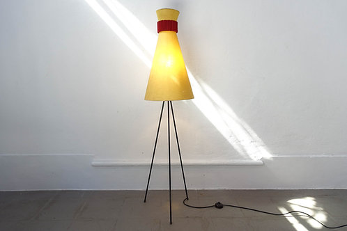 Floor Lamp by Rizzato Design for Luce Plan, 1970's