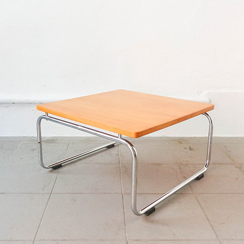 Vintage Tubular Coffee Table by FOC, 1970's