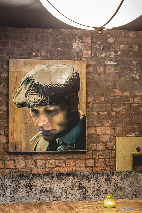 PEAKY BLINDERS (Tommy Shelby)