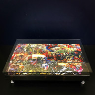 MARVEL COLLAGE COFFEE TABLE