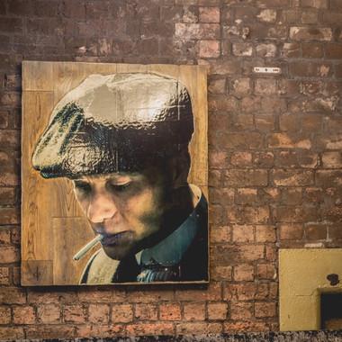 PEAKY BLINDERS WALL ART