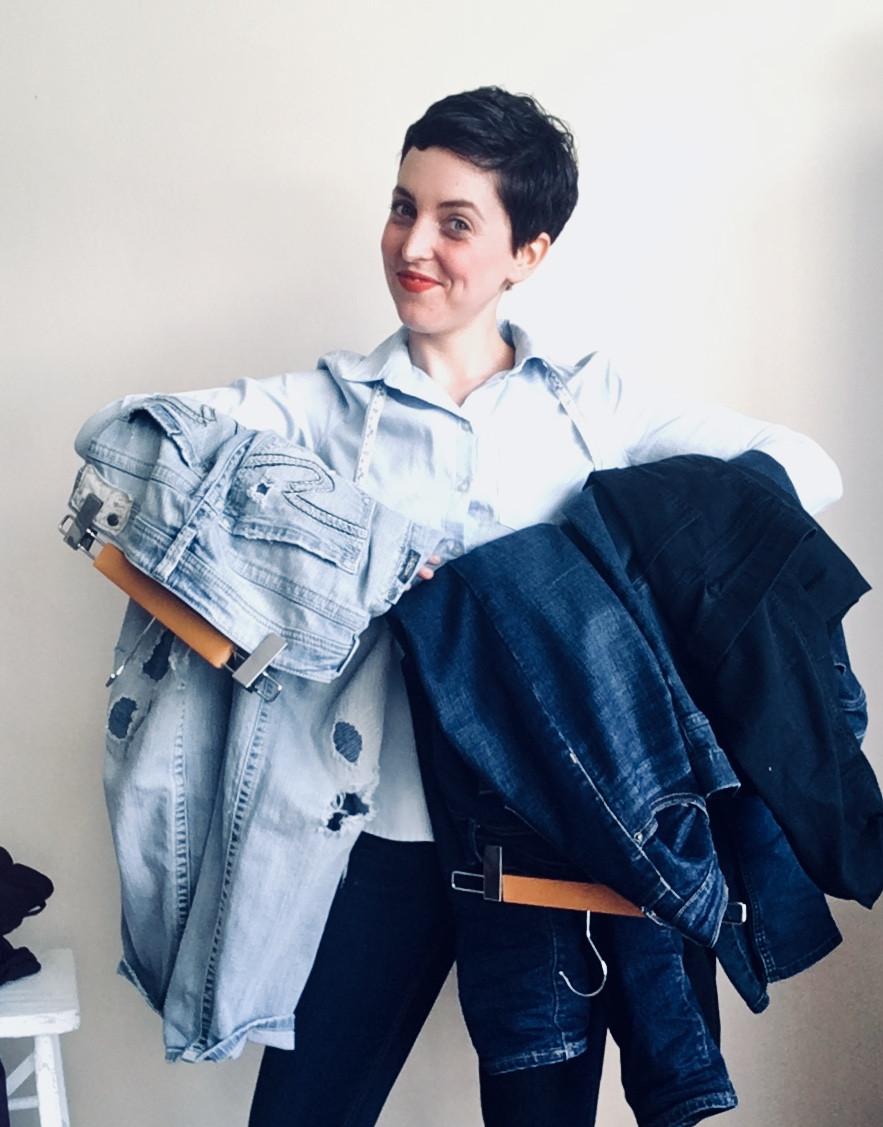 So many jeans!!