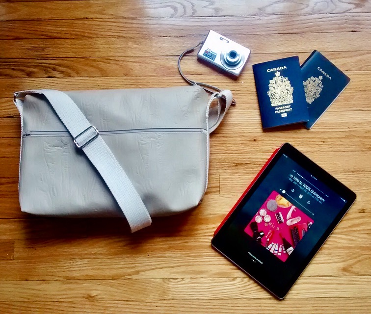 Crossbody Travel Companion