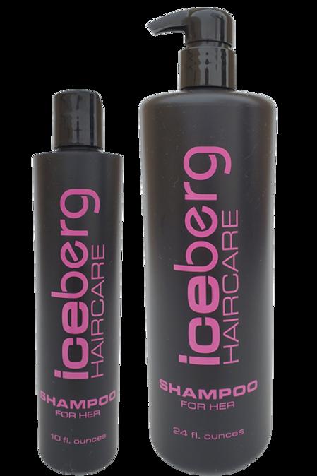Iceberg Haircare Shampoo for Her