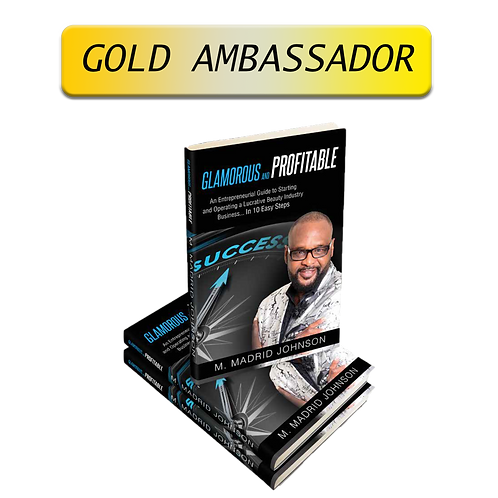 Gold Amassador Kit