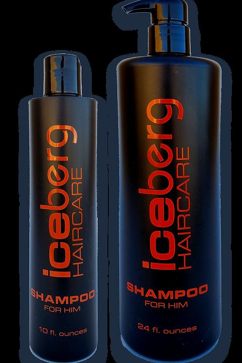 Iceberg Haircare Shampoo for Him