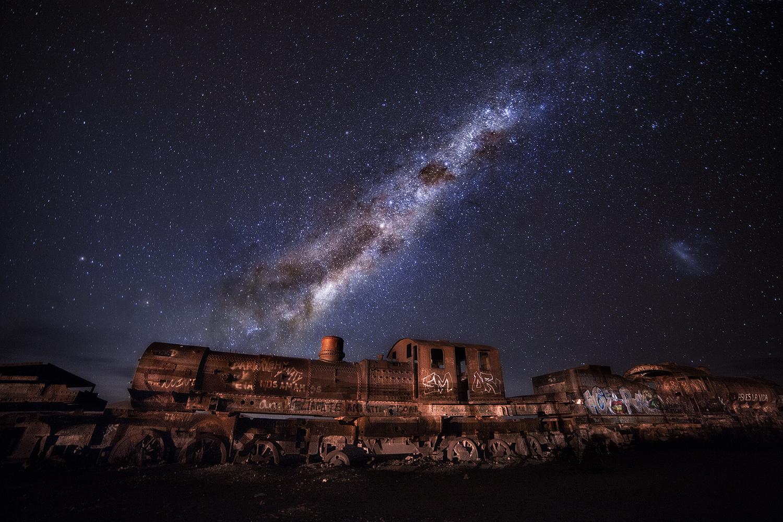 Galactic Railway