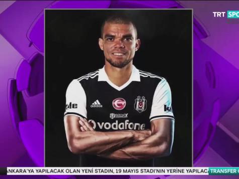 TRT Spor tarafından bir tebrik aldık.