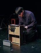Daniel Fawcett Toy Piano