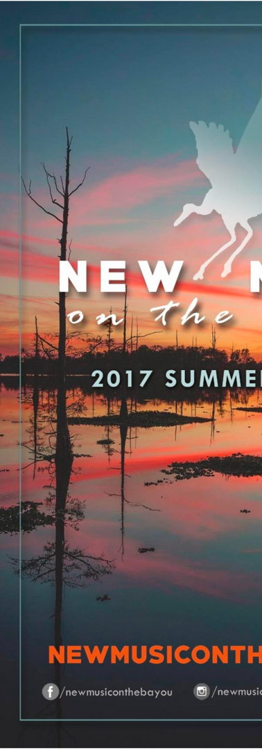 New Music on the Bayou 2018