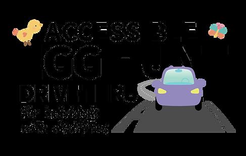2021 Accessible Egg Hunt Logo (Car) No B
