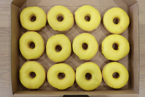 Pineapple Donuts 12 pack