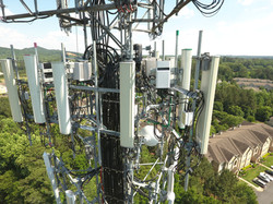 Cell Phone Tower Inspection - Drone