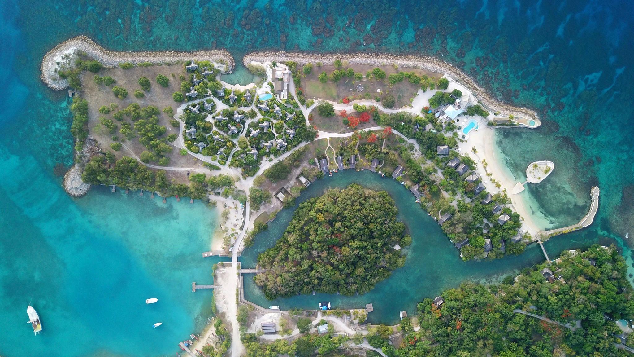 Island Drone