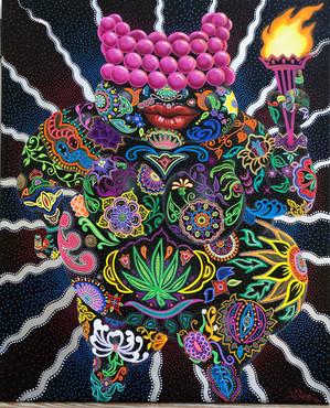 LADY PINK: GRAFFITI HERstory