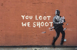 Are You There Banksy, It's Me...