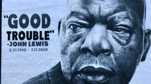 Projectivity and Damien Mitchell Honor John Lewis in Staten Island